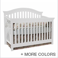 Rhapsody Crib Collection by Munire