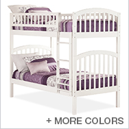 Richland Kids Beds Collection by Atlantic Furniture