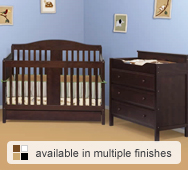 Richmond Convertible Crib Collection by DaVinci