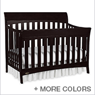 Rory Convertible Crib Collection by Graco Cribs