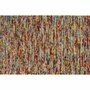 Rug Market Braided Bunch Kids Rug in Red Multi