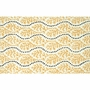 Rug Market Coral Cascades Rug in Yellow/Gray/White