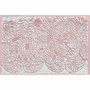 Rug Market Lacy Kids Rug in Pink/White
