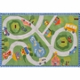 Rug Market Road Trip Kids Rug in Green/Red/Blue/Yellow