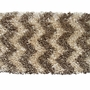 Rug Market Shaggy Raggy Chevron Kids Rug in Natural