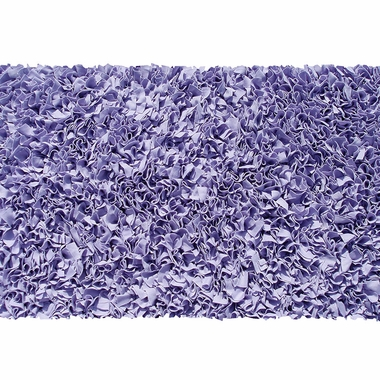 Rug Market Shaggy Raggy Kids Rug in Purple - Click to enlarge