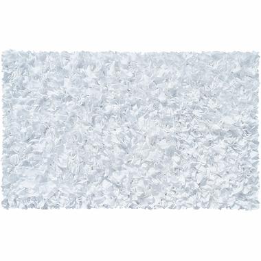 Rug Market Shaggy Raggy Kids Rug in White - Click to enlarge