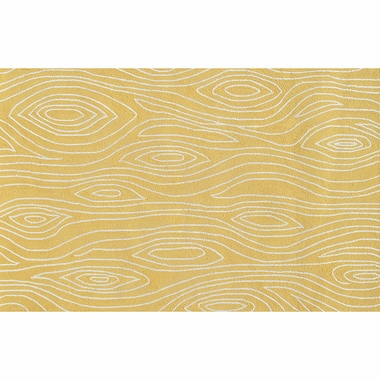 Rug Market Shire Area Rug in Yellow/Ivory - Click to enlarge