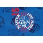 Rug Market Sports Master 2.8 x 4.8 Kids Rug in Blue/White/Red