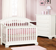 Santiago Crib Collection by Simmons