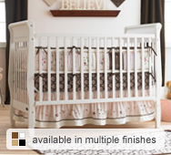 Sarah Convertible Crib Collection by Graco Cribs