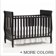 Sarah Crib Collection by Graco Cribs
