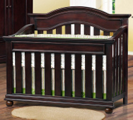 Saratoga Crib Collection by Simmons