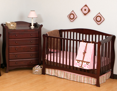 Savona Convertible Crib Collection