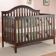 SB2 Lynn Convertible Crib in Merlot