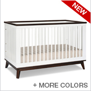 Scoot Convertible Crib Collection by Babyletto