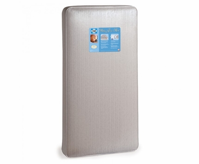 Sealy Baby Firm Rest 204 Coil Baby Crib Mattress in Vivia