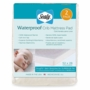 Sealy Waterproof, 2 pack Crib Mattress Pad by Kolkraft
