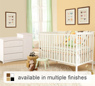 Sheffield Convertible Crib Collection by Storkcraft