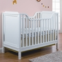 Sorelle Bedford Classic Crib in White