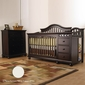 Sorelle Cape Cod 2 Piece Nursery Set Crib And Changer