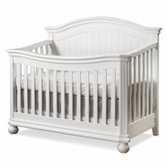 Sorelle Finley Convertible Crib in White