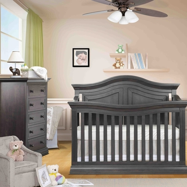 Sorelle Providence 2 Piece Nursery Set 4 In 1