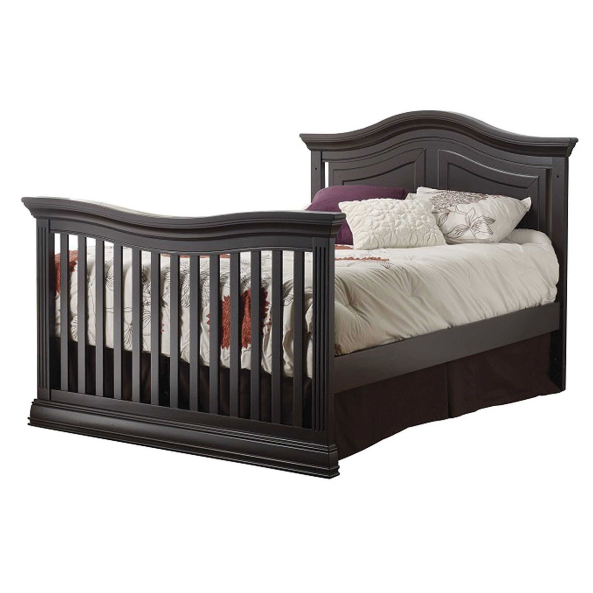 Convertible Crib Bed Rails Toddler Bed With Convertible