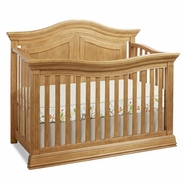 Sorelle Providence Convertible Crib in Vintage Frost
