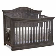 Sorelle Providence Convertible Crib in Vintage Gray