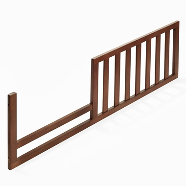 Sorelle Tuscany Crib Mini Siderail Toddler Conversion Kit in Cherry - Click to enlarge