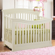 Sorelle Verona Convertible Crib in French White