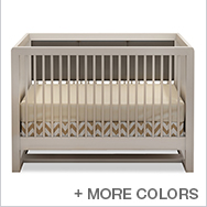 Soren Crib Collection by Tulip