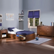 South Shore Jumper Bedroom Sets in Classic Charry