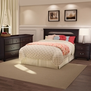 South Shore nobel Bedroom Sets in Dark Mahogany