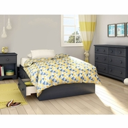 South Shore Provincetown Blueberry Twin Bed
