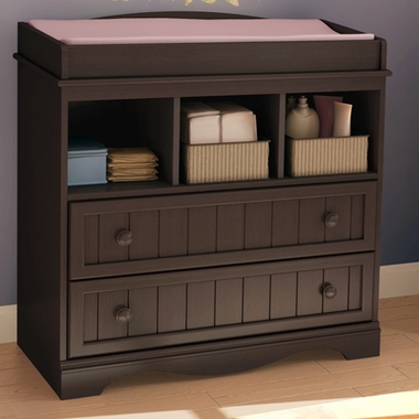 Superb SouthShore Savannah Changing Table In Espresso   Click To Enlarge Ideas