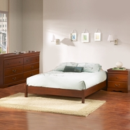 South Shore Vintage Bedroom Sets in Classic Charry