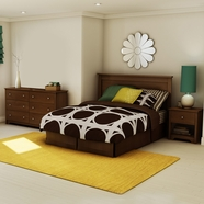South Shore Vito Bedroom Sets in Cherry