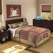 South Shore Willow Bedroom Sets in Havana