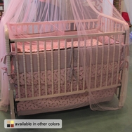 Spindle Baby Crib Collection by Relics