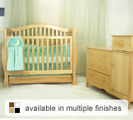 Spring Convertible Crib Collection by AFG