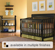Stanton Convertible Crib Collection by Graco Cribs