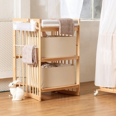 Stokke Care Changing Table In Natural   Click To Enlarge