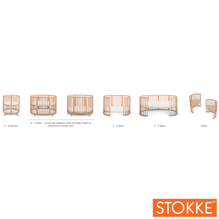 stokke seng junior