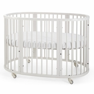 Stokke Sleepi Convertible Crib in White