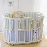 Stokke Sleepi Crib Sets in White