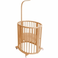 Stokke Sleepi Mini Crib in Natural