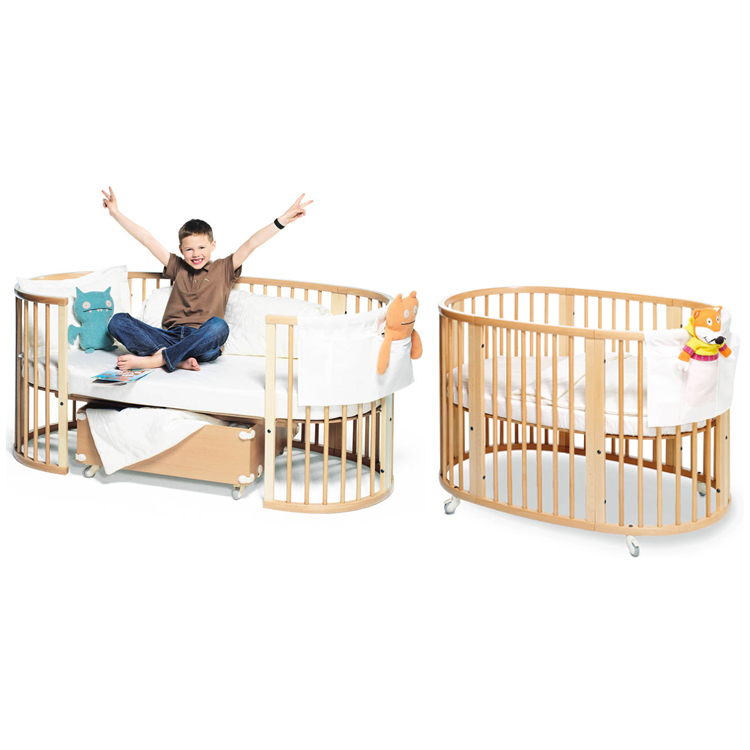 Stokke Sleepi Crib System Natural Images