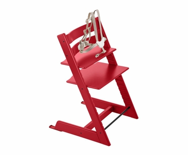 Stokke Tripp Trapp Classic High Chair in Red